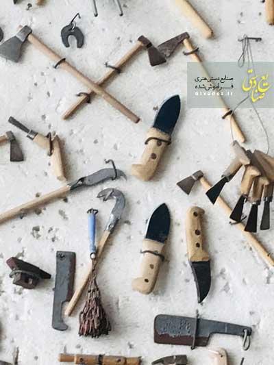خرید ابزار صنایع دستی چوبی