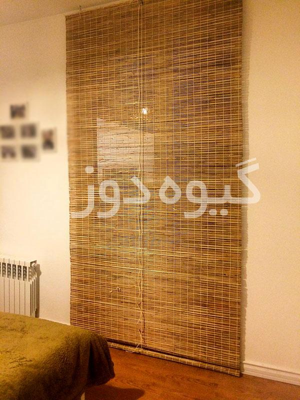 حصیر چوبی برای اتاق