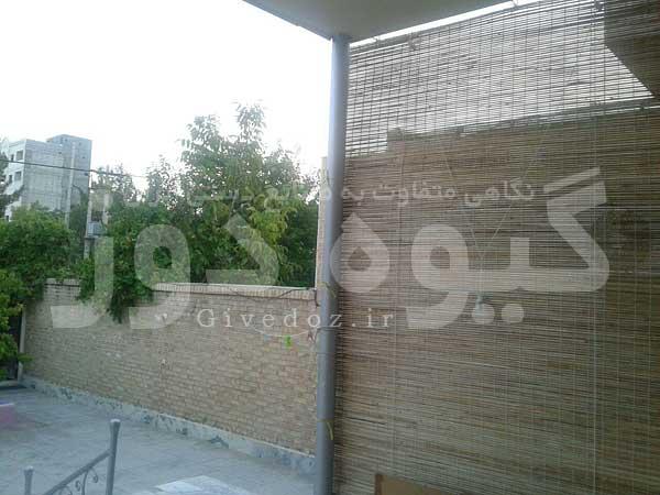 خرید حصیر چوبی در مشهد
