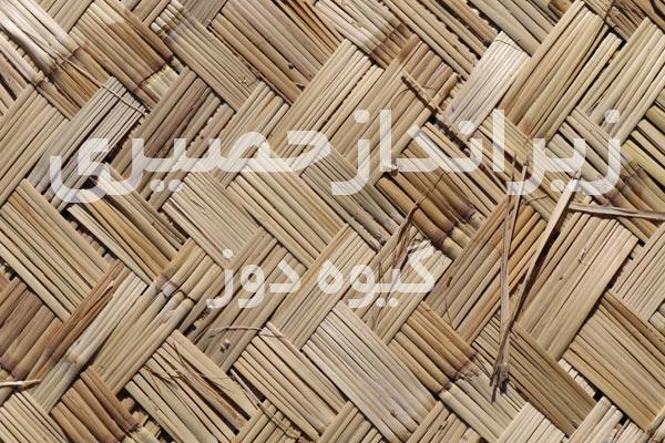 کاردستی با نی چوبی