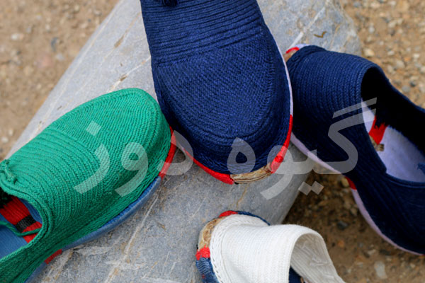 فروش گیوه کردستان در تهران