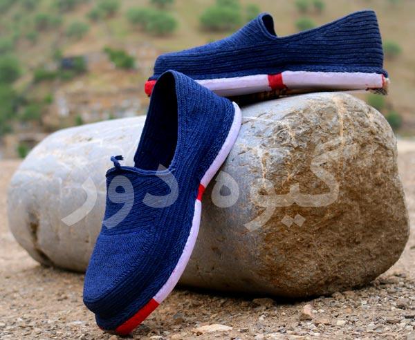 خرید کفش گیوه کردستان