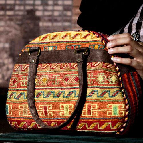کیف های گلیمی