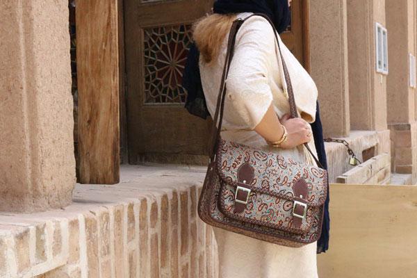 خرید کیف ترمه یزد