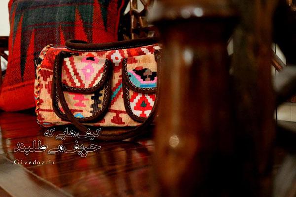 خرید کیف صندوقی زنانه