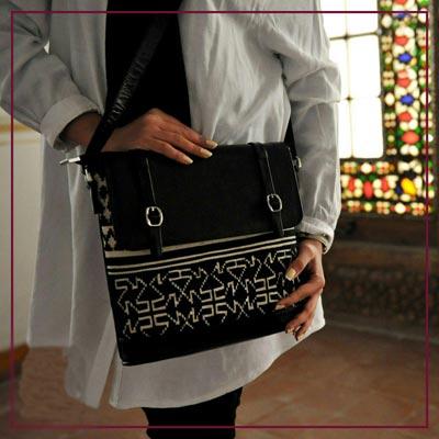 کیف جاجیمی دست باف