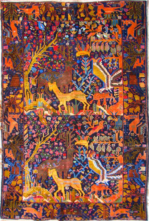 فرش دستباف افغانستان