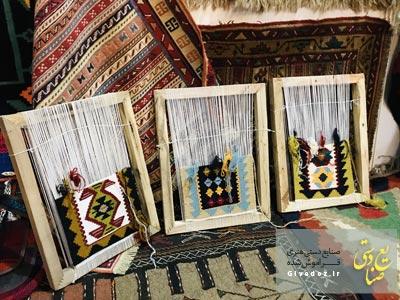 دار قالیبافی سنتی