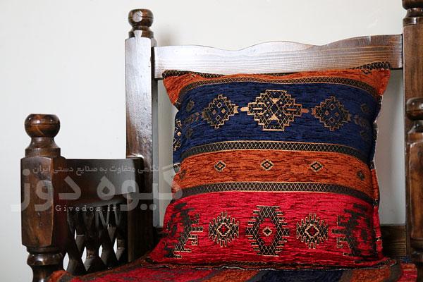 خرید پارچه برای تخت سنتی قهوه خانه ای