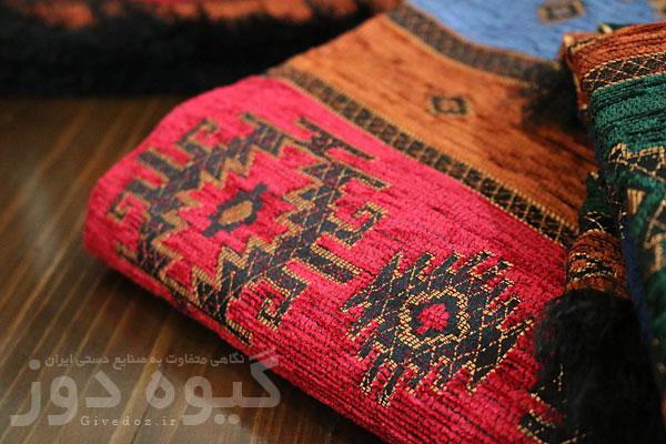 پارچه سنتی برای مبل