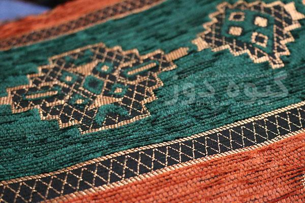 پارچه رو مبلی سنتی