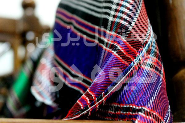 استفاده از دستمال یزدی