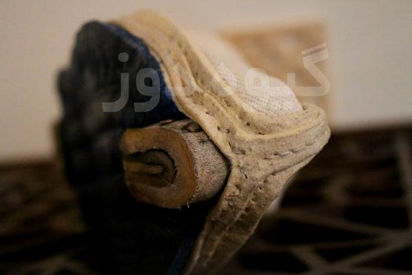 خرید گیوه ملکی نجف آباد
