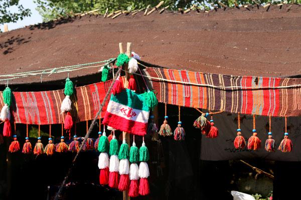 تزئینات سیاه چادر