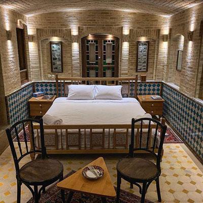 دکوراسیون سنتی اتاق خواب
