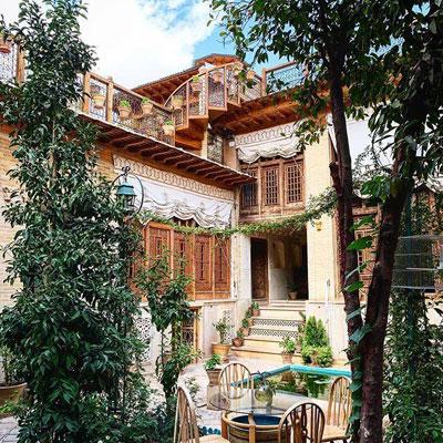 دکوراسیون سنتی هتل