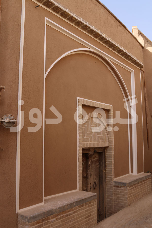 ساخت دیوار خانه سنتی