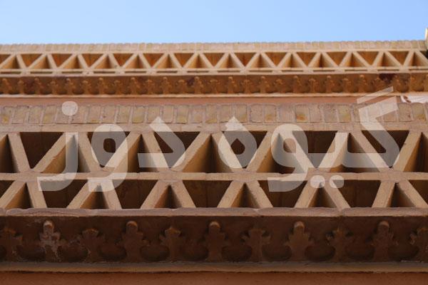 دیوارآجری سنتی