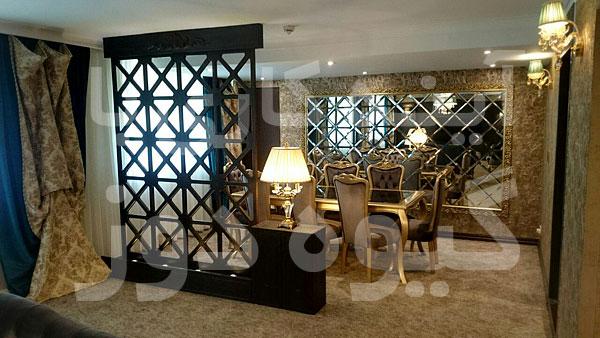آینه کاری هتل های تهران
