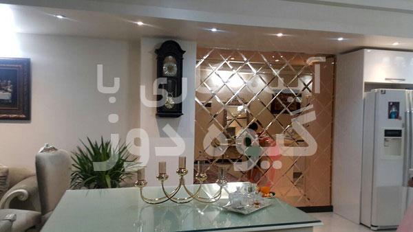 آینه کاری در سهروردی تهران