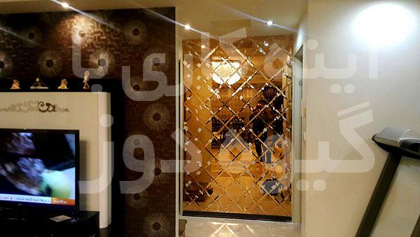 تولیدی آینه در تهران