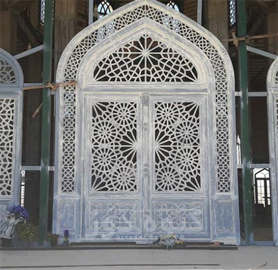 قیمت درب های مسجد