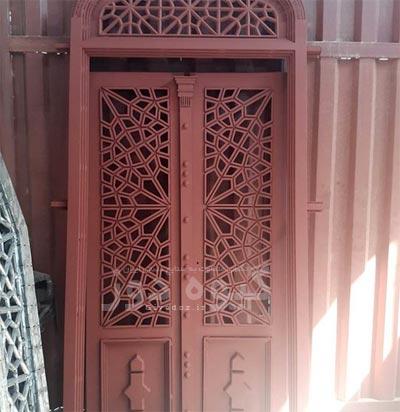 ساخت پنجره های مساجد در تهران