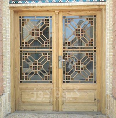 ساخت پنجره های آهنی مساجد