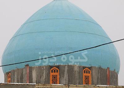 درب سنتی مسجدی