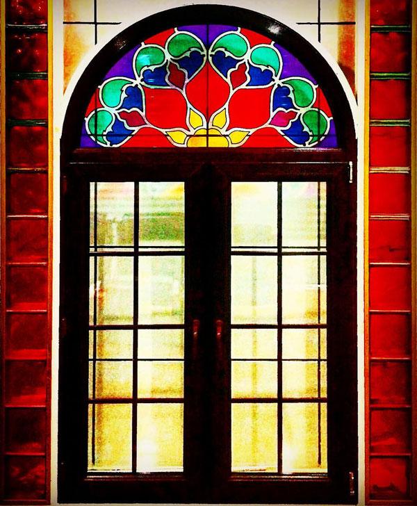 ساخت پنجره های ارسی