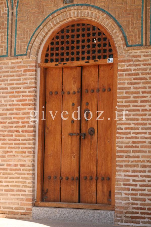 ساخت پنجره قدیمی ایرانی