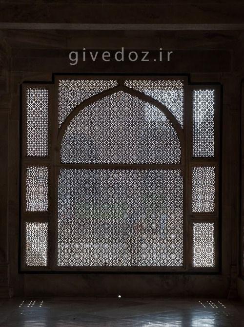 ساخت پنجره سنتی بوشهر