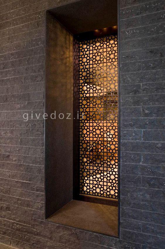 مدلهای پنجره سنتی ایرانی