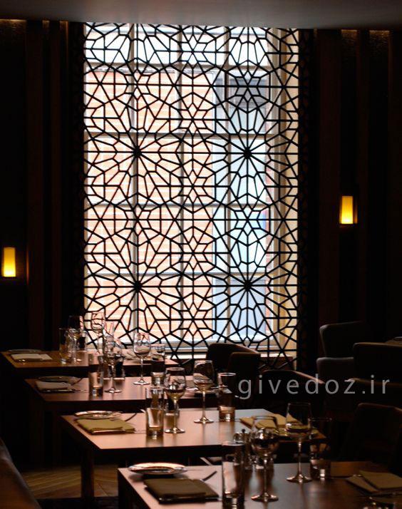 تولید پنجره سنتی