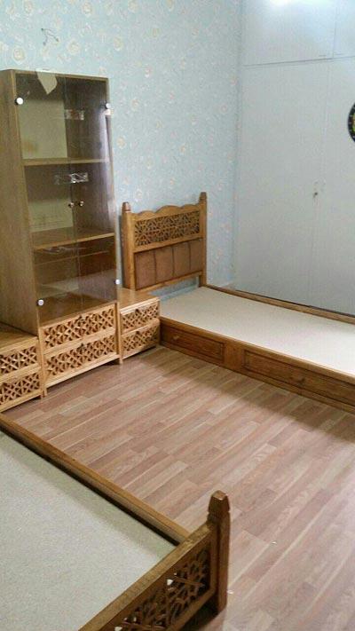 خرید تختخواب یک نفره گره چینی
