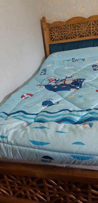 خرید تختخواب کودک گره چینی