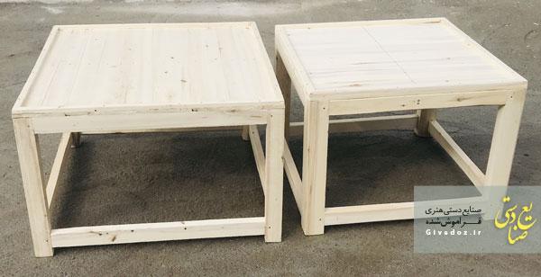 خرید کرسی چوبی دست دوم