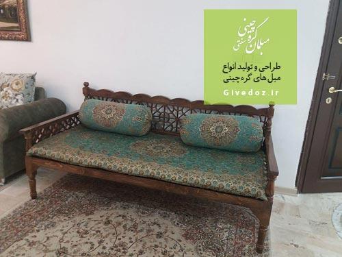 خرید تخت سنتی در شیراز
