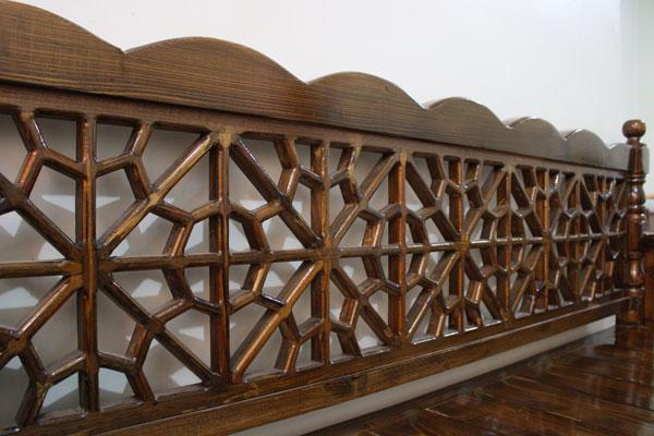 فروش مبل سنتی پل چوبی