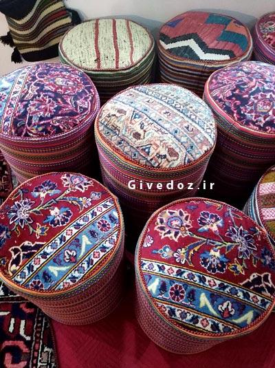 نمایشگاه بین اللمللی صنایع دستی در تهران