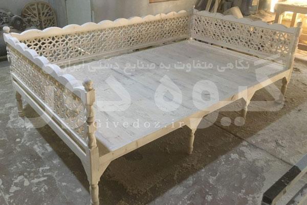 تخت باغی فرحزادی بزرگ