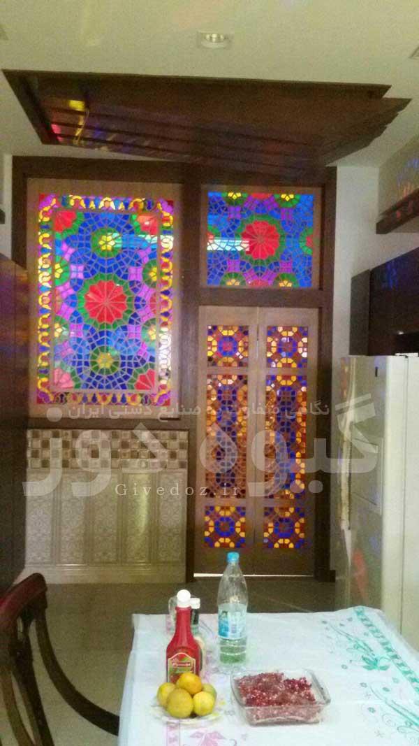 فروش پنجره سنتی شیراز