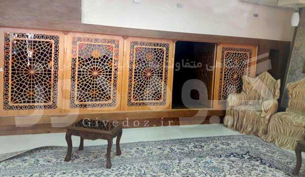 ساخت پنجره سنتی بوشهری