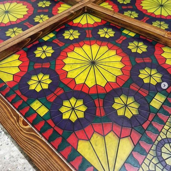 خرید شیشه نورگیر سقف