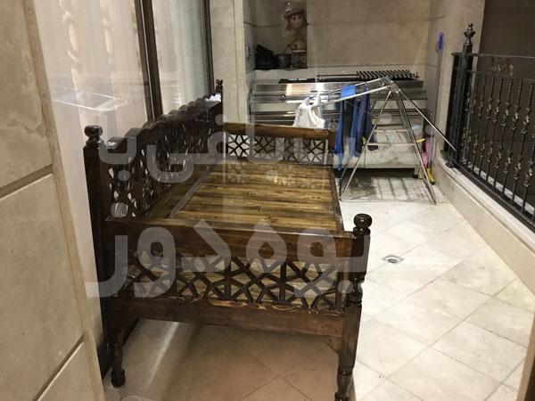 فروش تخت باغی در کرج