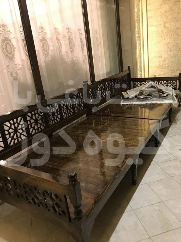 خرید تخت سنتی در تهران