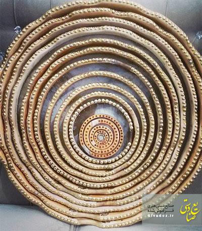 انواع دف سنتی دایره ای