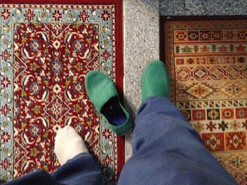 کفش سنتی گبوه