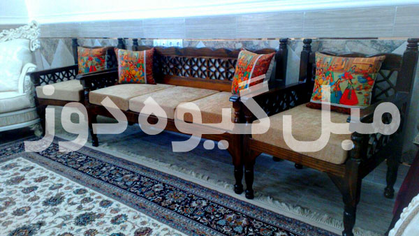 خرید مبلمان گره چینی در تهران