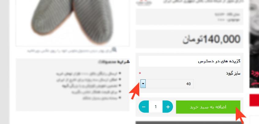 راهنمای انتخاب یک کفش گیوه